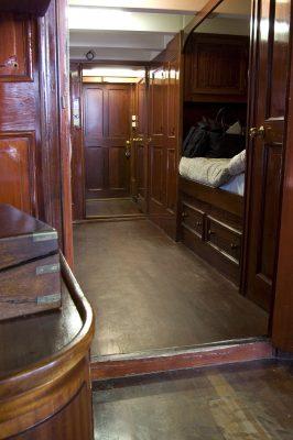 Les cabines privées pourront être loués par de jeunes mariés...
